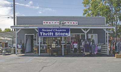 Second Chance Thrift Store offers treasures and more