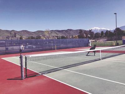 Yucaipa boys tennis season may be over