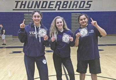 Yucaipa High Girls Wrestling Team members head to CIF
