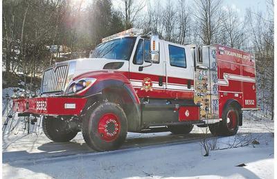 Yucaipa Fire engine dedication to be held Monday, Aug. 12
