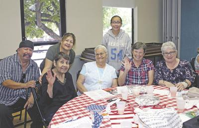 Senior fun at Yucaipa's Scherer Community Center