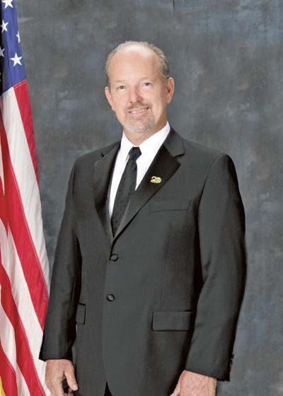 Calimesa Mayor Jeff Hewitt