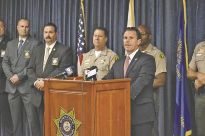 El Dorado Fire case