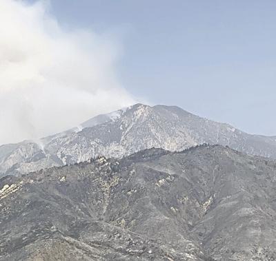 El Dorado Fire nears containment