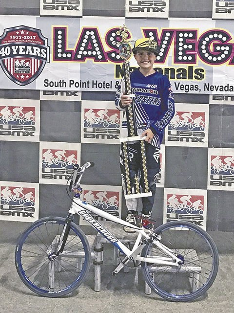 Calimesa local rises in the BMX racing scene | Local News ...
