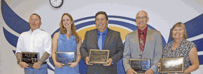 Five are inducted into Yucaipa High School's Hall of Fame