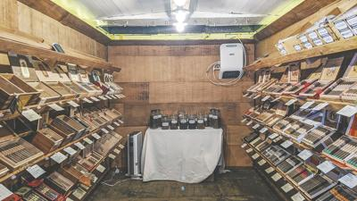 Oak Glen Tobacconist offers more than just cigars
