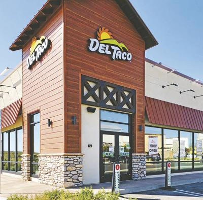 Del Taco is one of the newest businesses located at The Marketplace at Calimesa