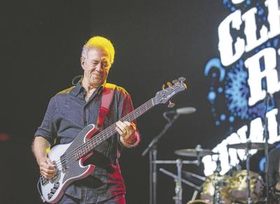 Creedence Clearwater Revisited rocks the YPAC