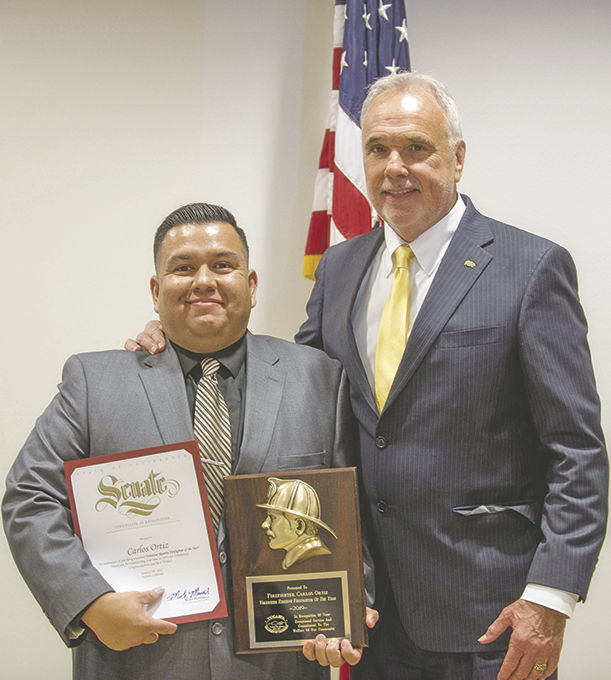 Yucaipa's Citizen of the Year and more honored at chamber banquet