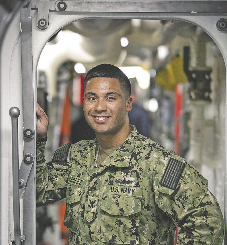 Yucaipa graduate serves in U.S. Navy maritime warfare exercises