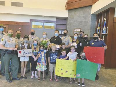 Community support for Yucaipa Police