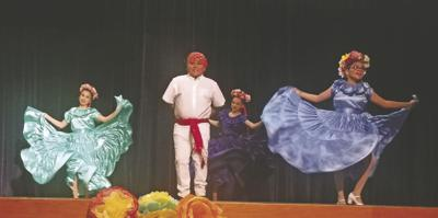 Local students celebrate Latino history and culture