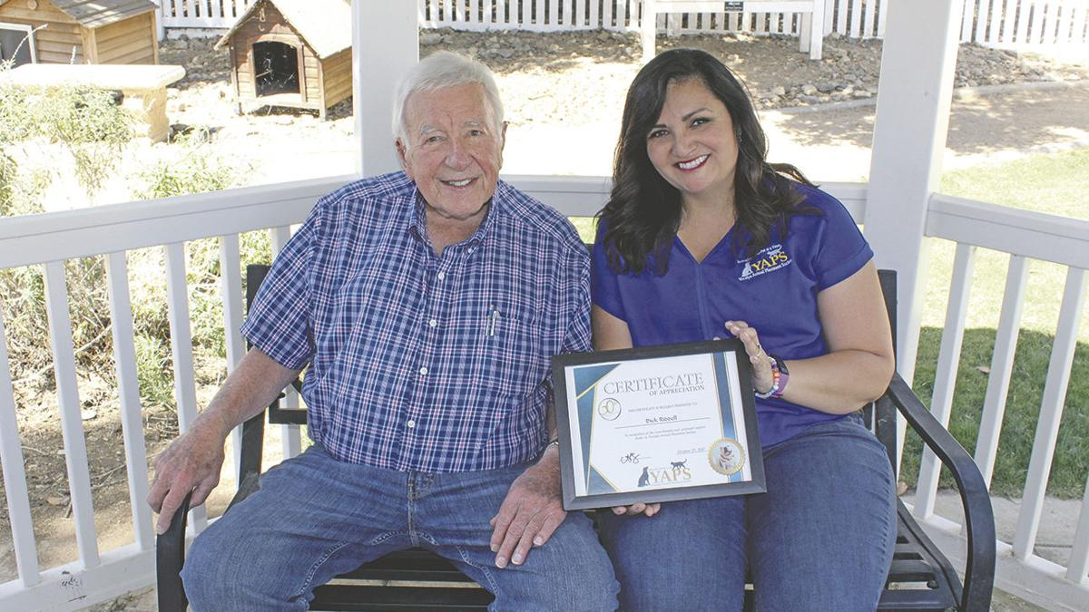 Betting on Yucaipa Animal Placement Society