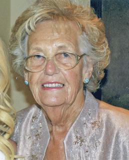 Geraldine 'Tootie' Womack Harber