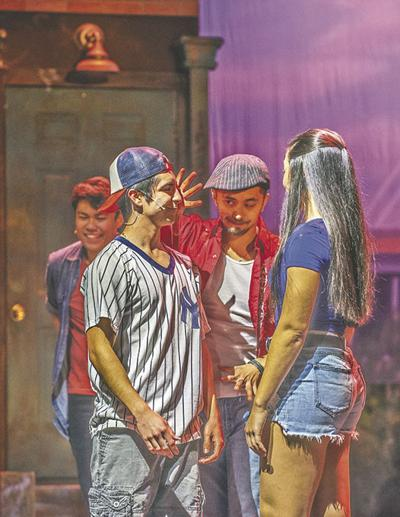 'In The Heights' lights up the stage at the California Theatre