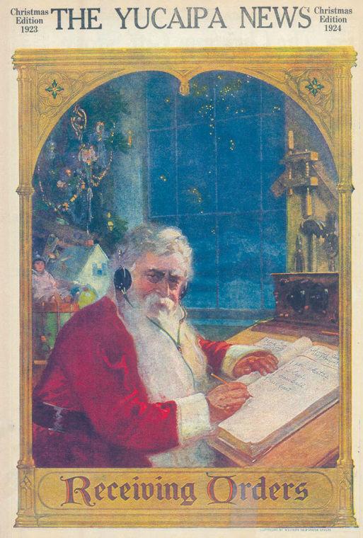 Christmas Cover 1923