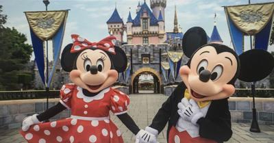 Disneyland Set To Reopen!