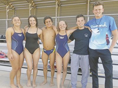YHS swim team seniors discuss past, present, future; hope to prolong careers at CBL finals