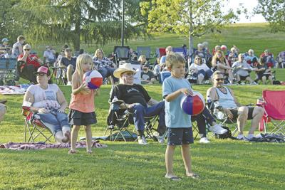 Yucaipa opens its Concert in the Park summer season with Yard Sale
