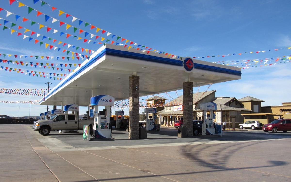 Arco Gas Station >> Oak Glen Road S Arco Gas Station Now Open News