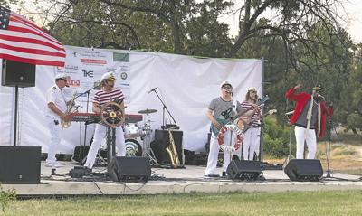 Calimesa's Concert on the Green gets Yachty