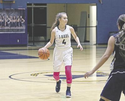 Six YHS girls basketball players gain all-CBL honors