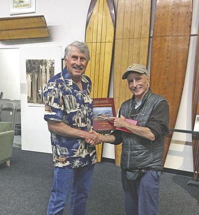Matuszak releases book on surfing's history after conquering some serious health issues
