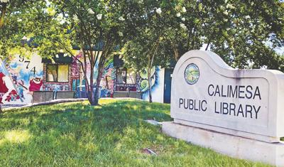Calimesa Library offers Express services on items