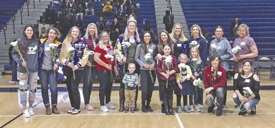 Former YHS athletes reunite at Alumni Recognition Night