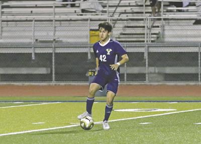 Yucaipa High School boys soccer teams Beat Citrus Valley in league play