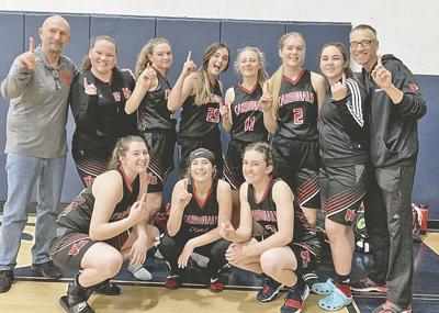 MGA earns another title; dedicates CIF opener to injured ex-player Carla (Bartlett) Monnier