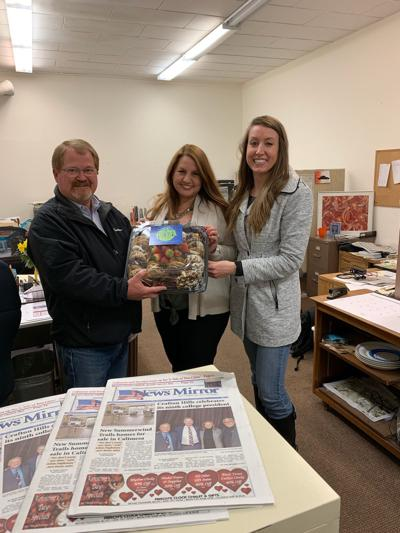 The city of Yucaipa spreads kindness