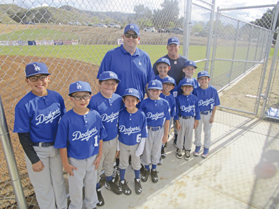 New 13th Street Park Opens With Fanfare And Yucaipa Valley National Little League Sports Newsmirror Net