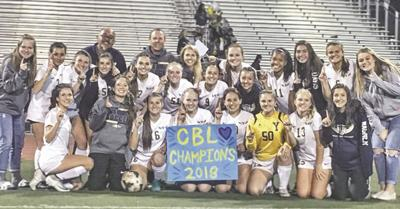 Yucaipa Girls celebrate another soccer title