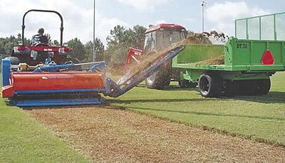 Yucaipa Council approves field turfplaner