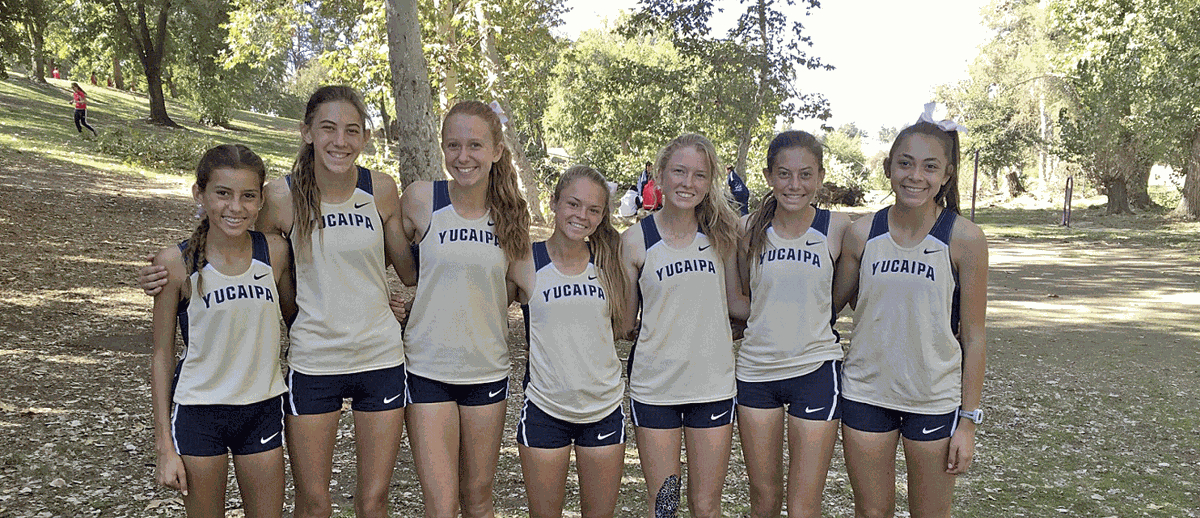 Yhs Cross Country Teams Are Rated 1 In The County