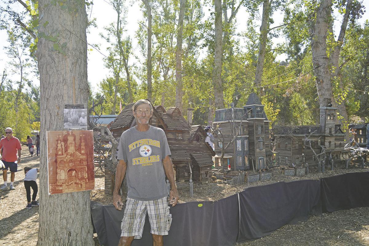 Yucaipa man creates haunted dollhouses