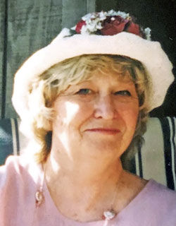 Shirley Mae Nordstrom Bowman
