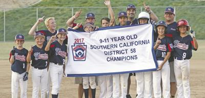 Tristan Doty S Walk Off Hit Earns Yucaipa National A Trip To Sectionals Sports Newsmirror Net