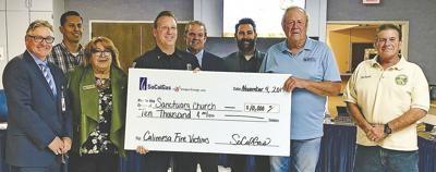Sandalwood Fire victims get support from the city of Calimesa and others