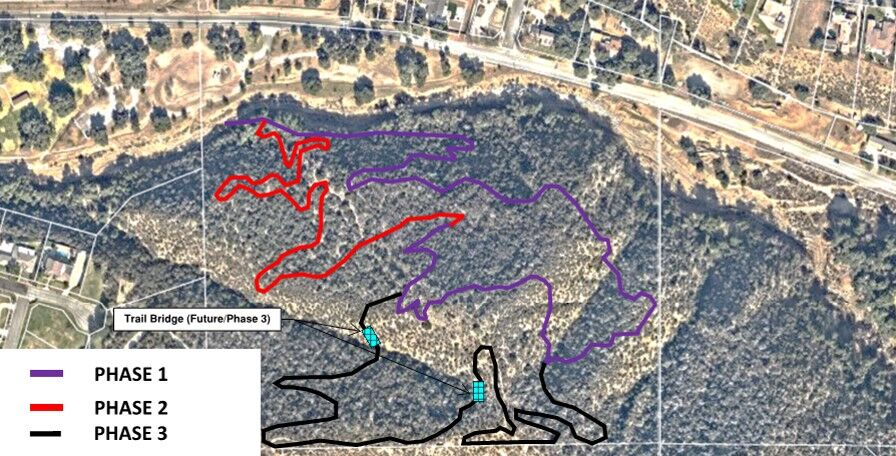 Wildwood Mountain Bike Trail Phase I and II Grand Opening this Saturday