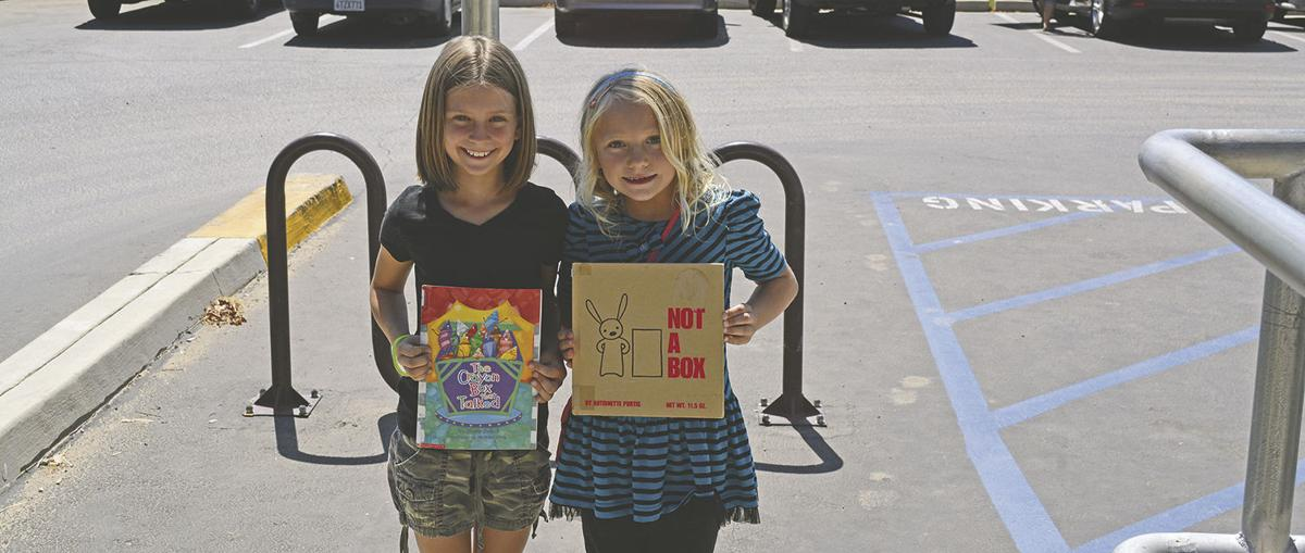 Magic books and fun at Calimesa Library