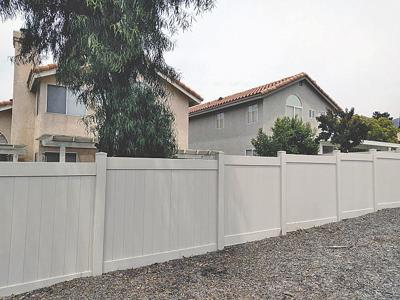 Yucaipa Planning Commission to replace wood fences with more durable materials for all future building projects