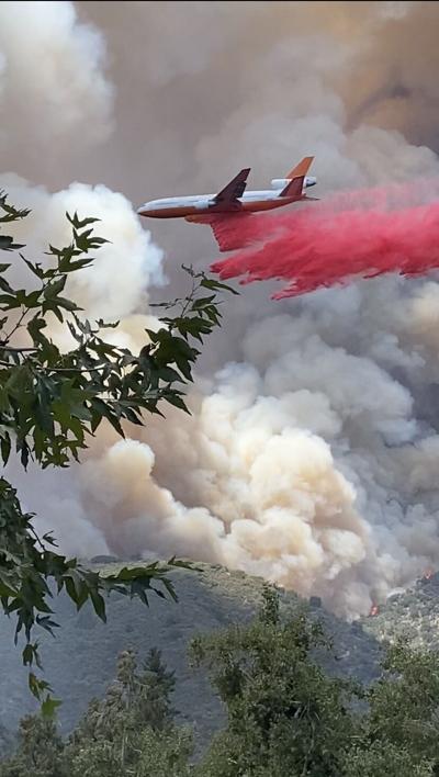 El Dorado Ranch Fire