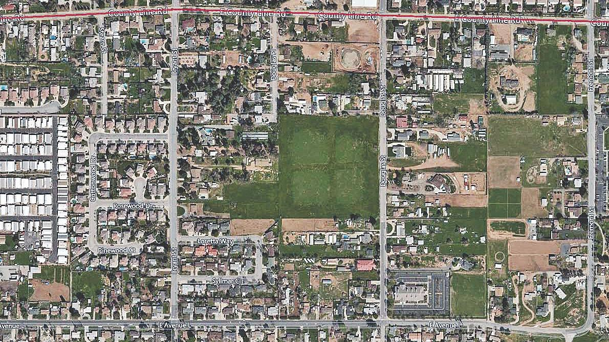 Calimesa Planning Commission gives  a year extension to tentative tract map