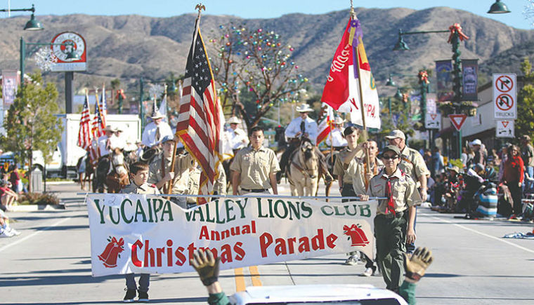 Yucaipa Christmas Parade 2020 The 59th Annual Lions Club Christmas Parade | Featured