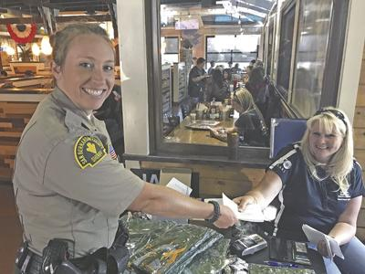 Tip-A-Cop raises $3,754 for Special Olympics