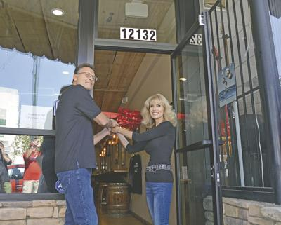 Suveg Wine Cellars celebrates grand opening with ribbon cutting