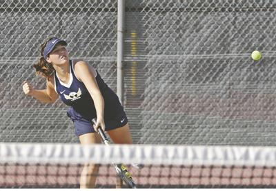 YHS tennis team off to fast start; competition for playing time heats up